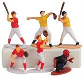 Baseball Figures (Include 12 Units)