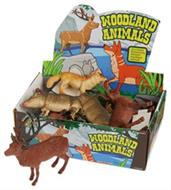 Woodland Anmals (Include 12 Units)