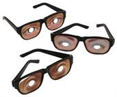 Funny Glasses (Include 12 Units)