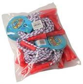 Cloth Jump Ropes (Include 12 Units)