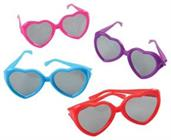 Heart Toy Sunglasses (Include 12 Units)