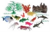 Ocean Animal & Plant Set/20-Pc (Include 1 Units)