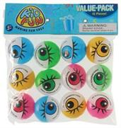 Eyeball Pencil Sharpeners (Include 12 Units)