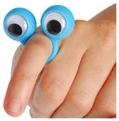 Finger Spies (Include 12 Units)