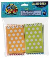 Dot Notebooks (Include 12 Units)
