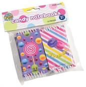 Candy Notebooks (Include 12 Units)