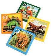 Dino Slide Puzzles (Include 8 Units)
