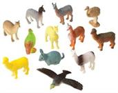Mini South American Animals (Include 12 Units)