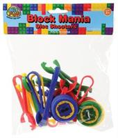 Block Mania Disc Shooters (Include 12 Units)