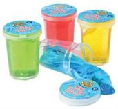 Mini Glitter Putty/8-Pc (Include 8 Units)
