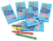 Crayon Favors/6-Pc (Include 6 Units)