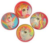 Unicorn Bounce Balls/32 Mm (Include 12 Units)