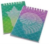 Mermaid Scale Notebooks (Include 12 Units)