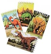 DINO NOTEBOOKS/8-PC (include 8 units)