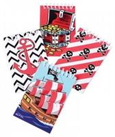 PIRATE NOTEBOOKS/8-PC (include 8 units)