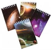 SPACE NOTEBOOKS/8-PC (include 8 units)