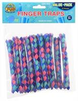 Finger Traps (Include 12 Units)