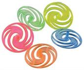 Mini Swirl Spin Tops (Include 144 Units)