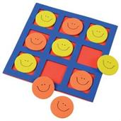 Smile Tic-Tac-Toe Games (Include 12 Units)