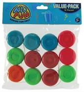 Small Yo-Yos (Include 12 Units)