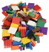 Block Mania Brick Assortment 1000Pc (Include 1000 Units)
