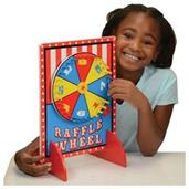 Deluxe Raffle Wheel (Include 1 Units)