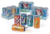 Soda Can Fizzy Candy (Include 12 Units)