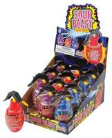 Sour Blast Candy Spray/12-Pc (Include 12 Units)