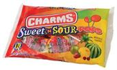 Charms Sweet Sour Pops/9 Oz (Include 1 Units)