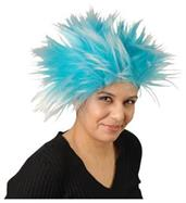 Blue Punk Wig (Include 1 Units)
