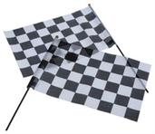 Racing Flags/12X18-Cloth (Include 12 Units)
