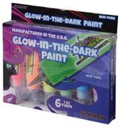 Glominex Glow Paint 1 Oz/6-Pc (Include 6 Units)