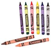 Crayola Crayons/3000-Bx (Include 3000 Units)