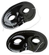 ECONOMY MASKS/BLACK (include 12 units)