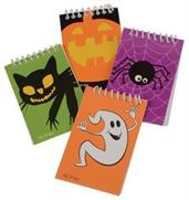 Halloween Notebooks/8-Pc (Include 8 Units)