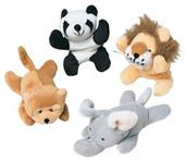 Mini Wild Beanbag Animals (Include 12 Units)