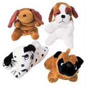 Dog Beanbag Animals (Include 12 Units)