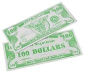 Play Money/100.00 (Include 1000 Units)