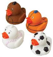 Sports Ducks (Include 12 Units)