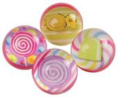 Candy Bounce Balls/32Mm (Include 12 Units)