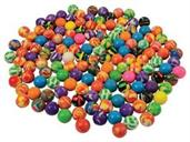 Bounce Ball Asst/27Mm/144-Pc (Include 144 Units)