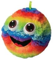 Rainbow Fluffy Ball/9 Inch (Include 1 Units)