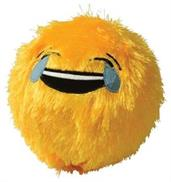 Fluffy Emoji Balls/6 In / 4 Pc (Include 4 Units)
