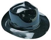 Black Fedoras (Include 12 Units)