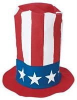 Patriotic Stove Top Hat (Include 1 Units)