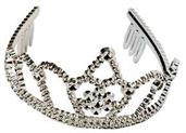 Silver Tiaras (Include 12 Units)