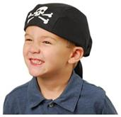 Pirate Bandana Caps (Include 12 Units)