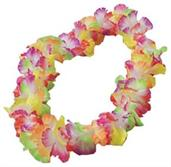 Large Petal Leis/Rainbow (Include 12 Units)