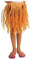 Child Hula Skirt/Natural (Include 1 Units)