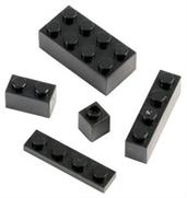 Blocks Assortment Black (Include 1 Units)